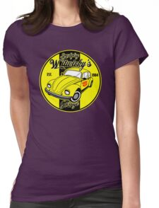 Sparkplug garage Womens Fitted T-Shirt