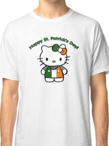 Happy Patrick's day Classic T-Shirt