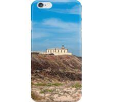 Lighthouse on Lobos Island Canary iPhone Case/Skin
