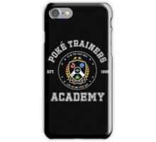 Pokemon Academy iPhone Case/Skin
