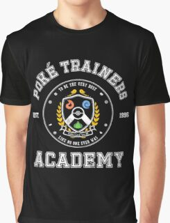Pokemon Academy Graphic T-Shirt