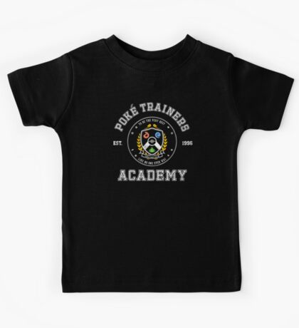 Pokemon Academy Kids Tee