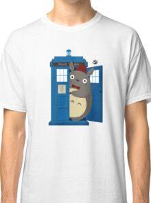 totoro Police Box Classic T-Shirt