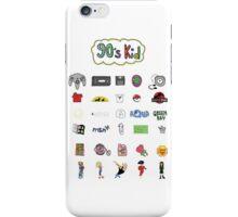 90s Kid iPhone Case/Skin