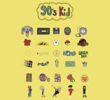 90s Kid Kids Tee