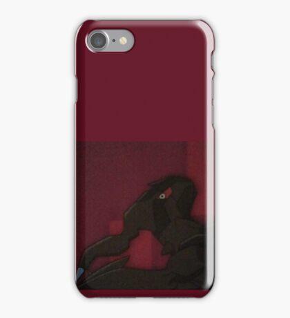 Zekrom burgundy snap case iPhone Case/Skin