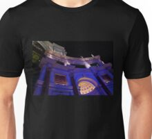 The Forum Shops Glamorous Entrance at Night Unisex T-Shirt