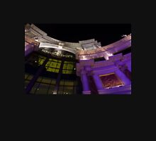 Another View of the Forum Shops Glamorous Entrance at Night Unisex T-Shirt