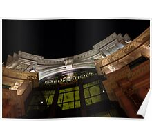 The Forum Shops at Night Poster