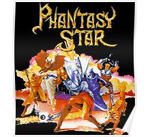 Phantasy Star Poster