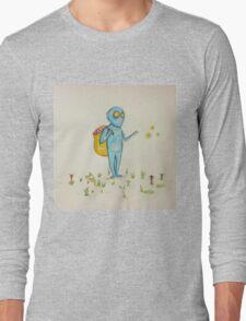 Floating Gardens Long Sleeve T-Shirt