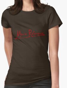 Movie Reference - Apocalypse Now Womens Fitted T-Shirt