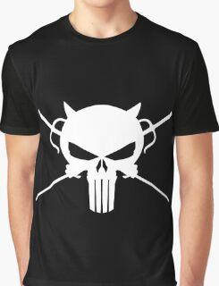 Daredevil Season 2 Graphic T-Shirt