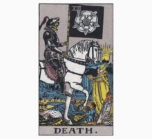 Tarot card - Death One Piece - Short Sleeve