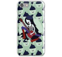 adventure time - marceline the vampire queen iPhone Case/Skin