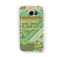 Twoson - Earthbound - Nintendo SNES RPG game Samsung Galaxy Case/Skin
