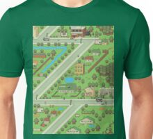 Twoson - Earthbound - Nintendo SNES RPG game Unisex T-Shirt