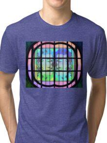 Psychedelic Marilyn Monroe Tri-blend T-Shirt
