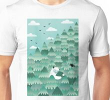 Tree Hugger (Spring & Summer version) Unisex T-Shirt
