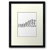 Kids Framed Print