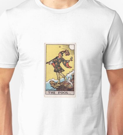 The Fool - The Spirit of Ether Unisex T-Shirt