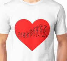 I Love my Family Unisex T-Shirt