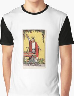 The Magician - The Magus of Power Graphic T-Shirt
