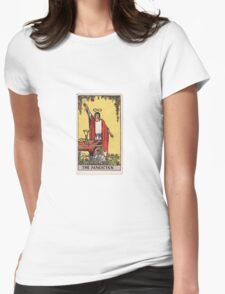The Magician - The Magus of Power Womens Fitted T-Shirt