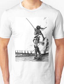 Ack - Shiro Unisex T-Shirt