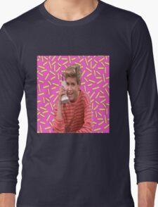 Saved By Zack Morris Long Sleeve T-Shirt