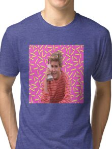 Saved By Zack Morris Tri-blend T-Shirt