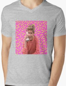 Saved By Zack Morris Mens V-Neck T-Shirt