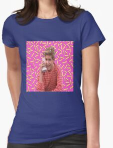 Saved By Zack Morris Womens Fitted T-Shirt