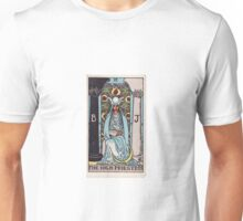 The High Priestess - The Priestess of the Silver Star Unisex T-Shirt
