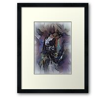 abstraction # 2 Framed Print