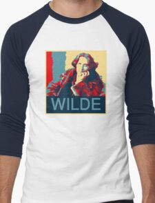 Oscar Wilde Men's Baseball ¾ T-Shirt