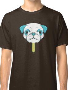 Pugsicle  Classic T-Shirt