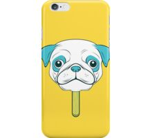 Pugsicle  iPhone Case/Skin