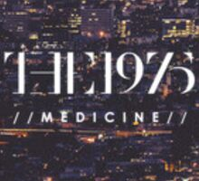 Medicine Single Art Sticker