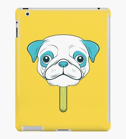 Pugsicle  iPad Case/Skin