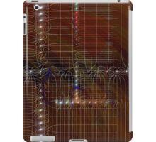 metro plan iPad Case/Skin