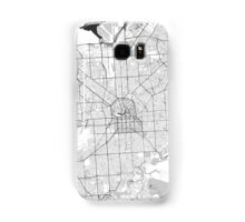 Adelaide City Map Gray Samsung Galaxy Case/Skin