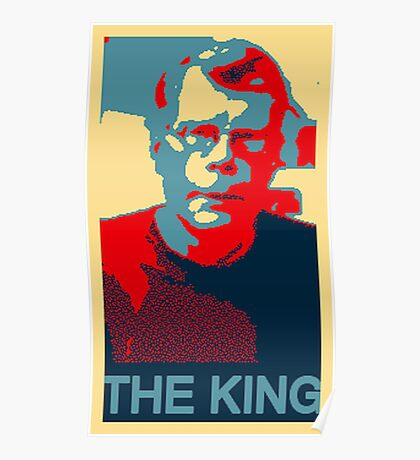 The King: Stephen King Poster