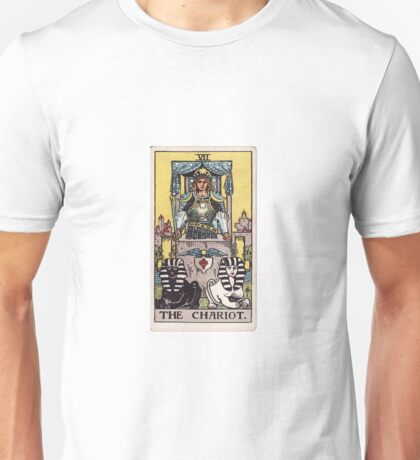 The Chariot - Lord of the Triumph of Light Unisex T-Shirt