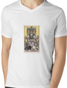 The Chariot - Lord of the Triumph of Light Mens V-Neck T-Shirt