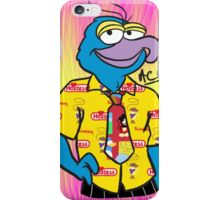 Fashion King Gonzo iPhone Case/Skin