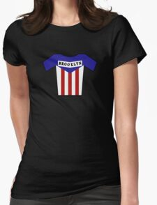 Retro Jerseys Collection - Brooklyn Womens Fitted T-Shirt