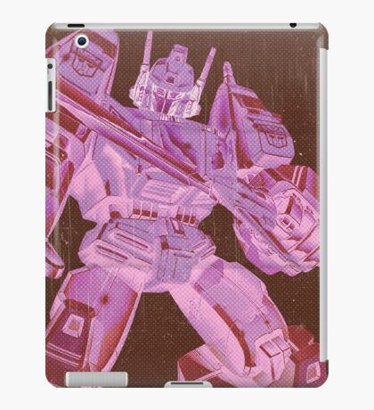 G1 Transformers Victory Poster iPad Case/Skin