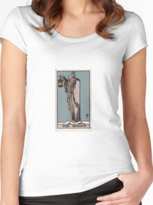 Hermit - Magus of the Voice of Light Women's Fitted Scoop T-Shirt