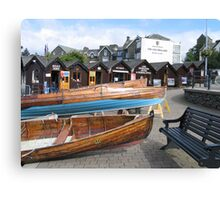 Windermere Canvas Print